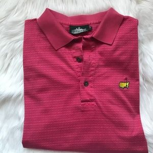 Other - Masters Golf Polo.  Clubhouse Collection.  Medium